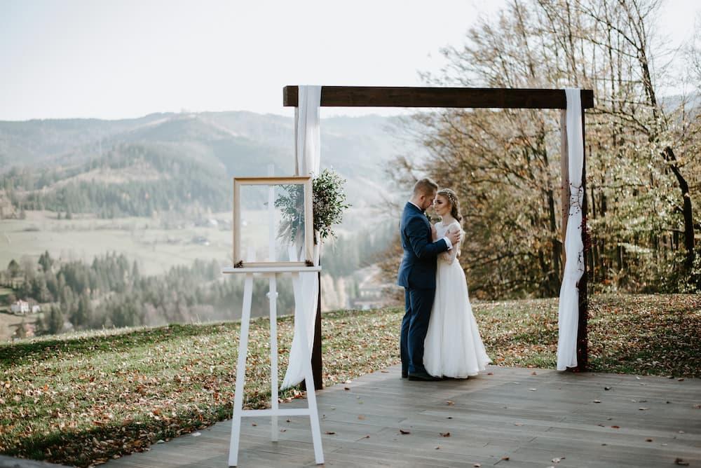 Svatba v Beskydech - podzim - Resort Nová Polana