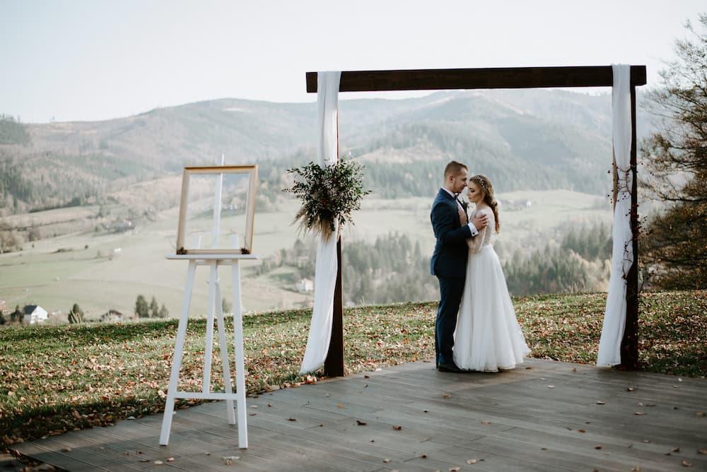 Svatba v Beskydech svatební místo - Resort Nová Polana