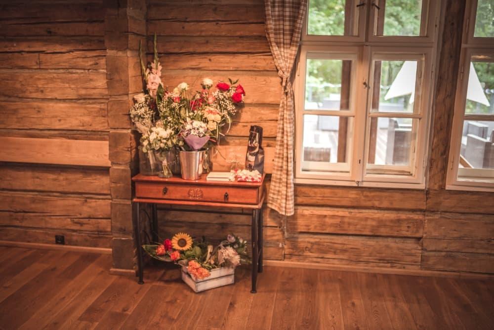 Svatební květiny pro nevěstu