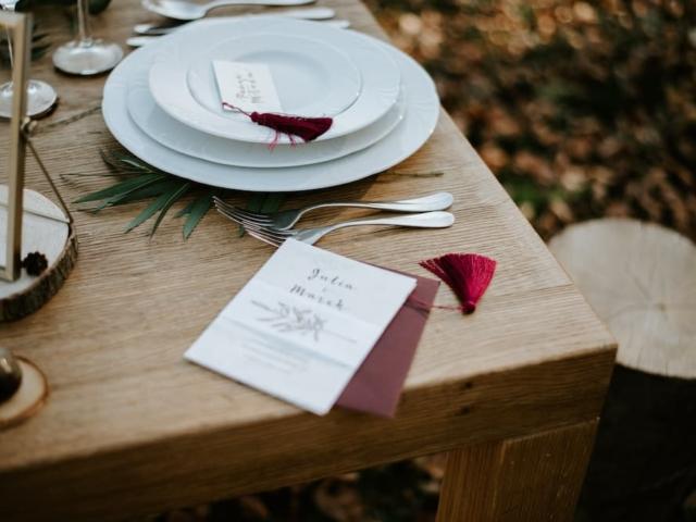 Svatební oznámení - detail
