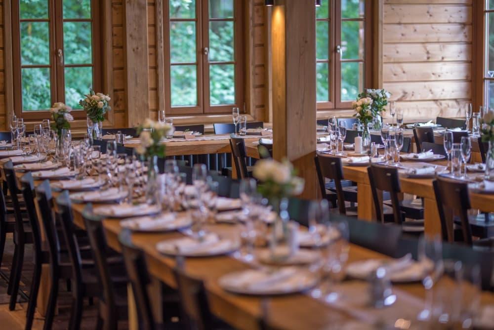 Svatební sál Resortu Nová Polana