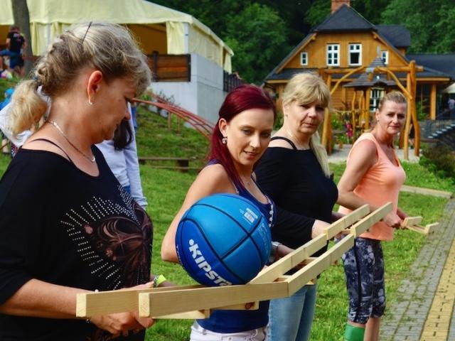 Rozvoj týmové spolupráce - teambuilding v Resortu Nová Polana
